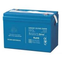 Quality DC200-6 Electric Sweeper 200Ah Deep Cycle Battery 30Kg Weight 306X169X220 mm for sale