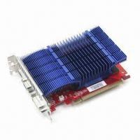 Quality Video Card with 1GB DDR3 Video Memory, 2,560 x 1,600-pixel Maximum Resolution for sale