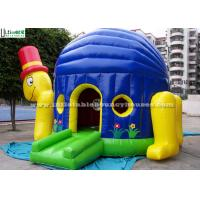 China Commercial Turtle Inflatable Bouncy Castles For Inflatable Sport Games wholesale