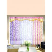 Quality Printed Voile Curtain (ML-08005) for sale
