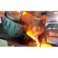 Quality High power Energy - saving electric arc furnace EAF for  smelting carbon steel , alloy steel for sale