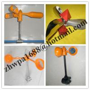 Quality Wind bird repeller,solar bird repeller,Bird Repellent,anti bird spikes for sale