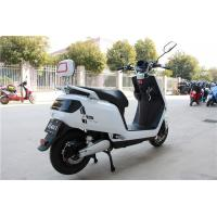 Quality 2 Wheel Electric Road Scooter 50 Km / H Max Speed Environmental Friendly for sale