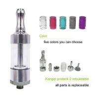 Quality New arrival Pro Tank II E Cigarette with Glass Tube for sale