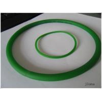 Buy cheap Moisture Resistant Polyurethane Round Belt , join belt by hand from wholesalers