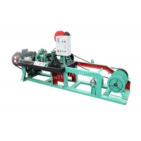 China Farm Fencing 380v Barbed Wire Making Machine on sale