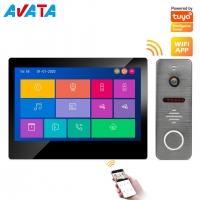Buy cheap Villa IP WiFi Video Doorbell Video Door Phone Intercom System Support Tuya APP from wholesalers