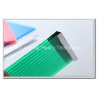 Quality Polycarbonate Embossed Sheet Polycarbonate Plastic Sheet 2100mm Width for sale