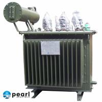 Quality Overload Oil Immersed Transformer 20 KV - 2000 KVA Safety Energy Saving Transformer for sale