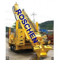 Buy cheap Rotary Reverse Circulation Drilling Rig Equipment with Diesel Engine Mounted from wholesalers