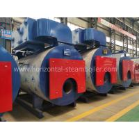 Quality High Thermal Efficiency Hot Water Boiler Furnace Horizontal For Timber Drying for sale