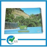 Quality Wire - O Spiral Bound Book Printing with Soft Cover For Commercial Promotion Printing for sale