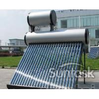 China Compact Non-Pressure Solar Thermal Water Heater on sale