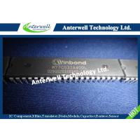China W77C032A40DL Integrated Circuit Chip new & original 8-BIT MICROCONTROLLER on sale