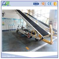 Quality Towable Baggage Conveyor Belt Loader , 700 - 750 Mm Width , Easy Operation for sale