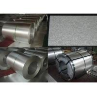 Quality DX51D+AZ Cold Rolled Steel Strip , Galvalume Steel Sheet For Corrugated Roof for sale