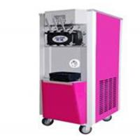 Quality Pink Soft Serve Ice Cream Machine , 26 L/H Capacity Commercial Ice Making Machine for sale