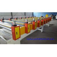 Quality Electric Paperboard Production Line / Heating Cooling Finalizing Machine for sale