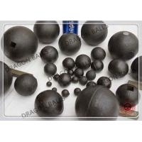Quality Mining Ball Mill Casting Steel Ball Forged Ball 20mm - 150mm Long Life Time for sale