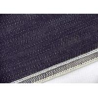 Quality 18.6oz Japanese Selvedge Denim Fabric For Jeans W92239A With Customized Color for sale