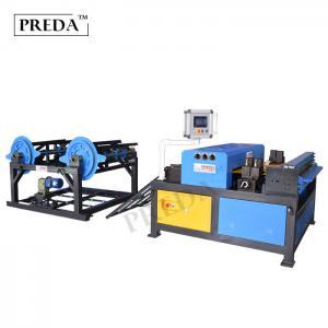 China Air conditioner Auto pipe duct production machine line 3 , HVAC rectangular making machine line III on sale