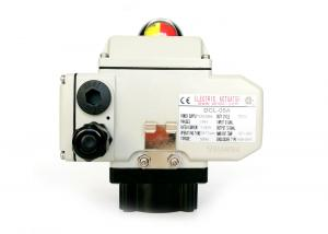 Quality 380VAC Motorized Smart Modulating 3 Phase Electric Actuator for sale