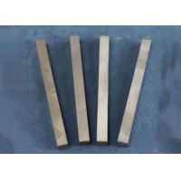 Costum Tungsten Carbide Strips / Hard Alloy Strip High Wear Resistance