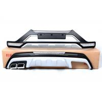 Quality Plastic Front And Rear Car Bumper Guard Fit Hyundai All New Tucson Ix35 2015 2016 for sale