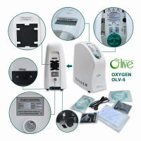 Buy cheap OLV-5 medical use CE ISO 93% 5l high purity oxygen concentrator from wholesalers