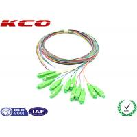 Quality SC / APC Fiber Optic Patch Cables for sale