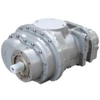 185KW Rotary Screw Compressor Parts Air End Processing with Milling / Grinding Machine