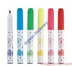 Quality fibre point school student paint art marker pen for sale