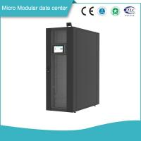 Quality Basic 8 Slots Micro Modular Data Center Coupled With Full Funtional Monitoring System for sale