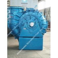 China Corrosion resistant rubber liner centrifugal slurry pumps price wholesale