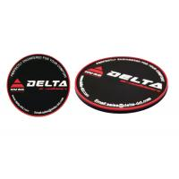 Buy cheap Round Shaped Promotional Gift Giveaways Rubber Coaster Unbreakable Featuring from wholesalers