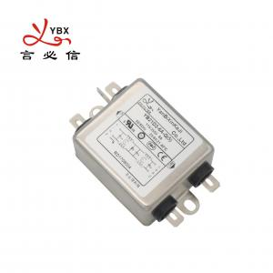 Quality 112V 250v 6A Two Stage AC Line Electronic Noise Filter For Dental Equipment for sale