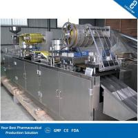 Quality Automatic Blister Packing Machine Pharmaceutical Industry High Efficiency for sale
