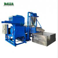Quality Copper Separator Machine 0.1 - 20mm Processed Wire Dia for sale