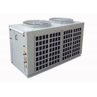China Low Noise ACCU Air Cooled Condensing Unit With Hermetic Scroll Compressor R22 on sale
