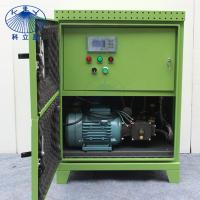 Buy cheap 12LPM new outdoor high pressure fog making machine for mist cooling system from wholesalers
