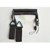 Quality Police Equipment Plastic Retention Lanyard Handy Tool Secure Pistol Dropping for sale