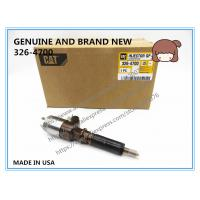 Quality GENUINE AND BRAND NEW DIESEL CAT/ CATERPILLAR  FUEL Injector 326-4700, 32F61-00062 for 320D Excavator for sale