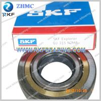 Quality SKF QJ315N2MA 75mm Four-Point Angular Contact Ball Bearing for sale