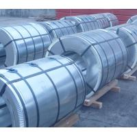 Quality Matt Color Coated Steel Coil , Aluminium Sheet Coil Size 0.15-1.5mm * 600-1250mm for sale