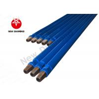 Quality Mines / Quarries DTH Drill Rods Casting Processing With Wall Thickness Customized for sale