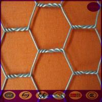 Quality 2 Inch woven Chicken Wire Mesh Stainless Steel For Garden / Poultry for sale