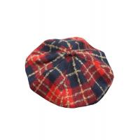 Women Wear Summer Newsboy Cap Colorful Scottish Style Various Occasions