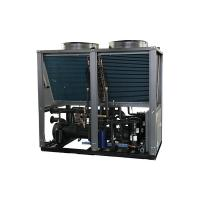 Quality R22 Refrigerant Module design air cooled scroll chiller heat pump with scroll compressor for sale