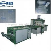 Quality PET based Soft Creasing Foldable Box making machine for sale