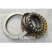 Quality Single direction Thrust Ball Bearings chrome steel 511 series 512 series 513 series for sale
